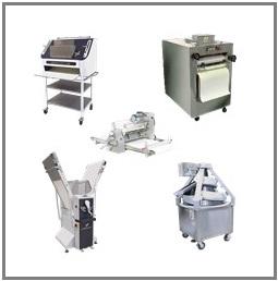 Μηχανηματα διαμόρφωσης ζύμης
